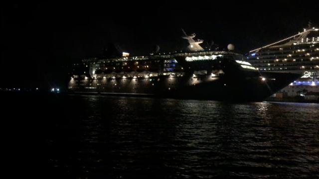 nassau cruiseliner